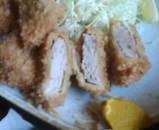 新橋 沖縄料理 とんかつ はいさい ヒレカツ