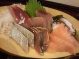 新橋 魚鮮水産 ワンコイン 刺身定食