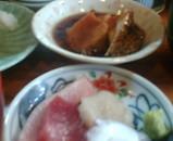新橋 初島 ランチ 煮魚 刺身