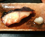 新橋 銀水 焼魚定食 銀ダラ焼