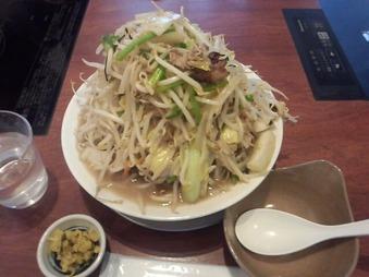 慶州(けいしゅう)銀座店 特製ちゃんぽん