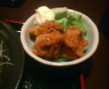新橋 魚の家 うおのや ランチ 刺身定食 鶏唐揚げ