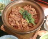 銀座 熊さわ ランチ 牛すき豆腐