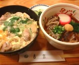 長崎料理 銀座 吉宗(よっそう) 親子丼セット