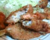 銀座 とんかつ ふじ 限定魚フライ定食