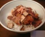銀座 楽 牛丼