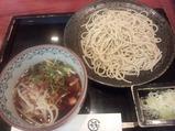 新橋 本陣房 炙り地鶏つけ麺