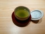 銀座 鰻 ときとう ランチ お茶