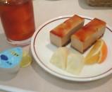 銀座日航ホテル ランチバイキング デザート