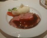 銀座 美しょう みしょう ランチ 本日のお肉料理 ローストポーク