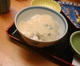 銀座 熊さわ ランチ 麦とろご飯