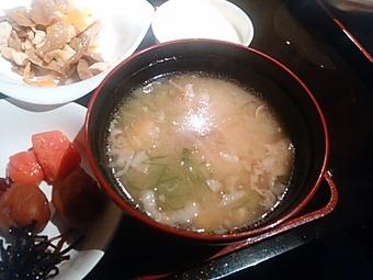 銀座 羅豚(らぶ) 本店 ランチビュッフェ バイキング 豚汁