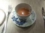銀座 美しょう ランチ スープ