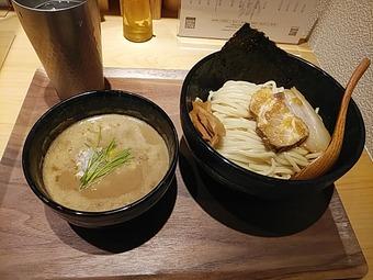 新橋ランチ 麺屋 周郷 すごう つけ麺