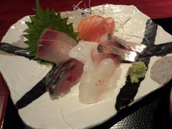 銀座 海鮮山鮮 うみせんやません ランチ刺身定食