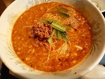 浜松町 大天門 ランチ 坦々麺 担担麺