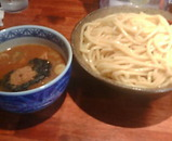 新橋 三田製麺所 つけ麺