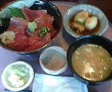 銀座 和らん ランチ 生マグロ丼