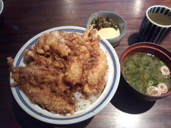 銀座 天國 天国 ランチ お昼天丼