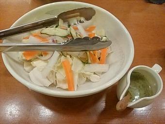 銀座おうち ランチ サラダ食べ放題 バイキング