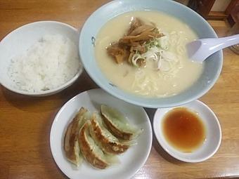 新橋 元祖札幌や 味噌ラーメン