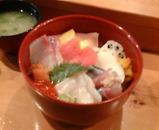 新橋 大和鮨 特別ちらし 海鮮丼