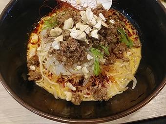 新橋 北斗 ランチ 冷やし胡麻味噌タンタン麺