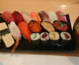 銀座 鮨 いつき ランチ 握り寿司上