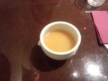 銀座 コルポデラストレーガ ランチ スープ