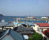 伊豆 宿からの光景