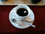 富士カントリー笠間クラブ 朝食バイキング コーヒー