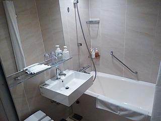 九州 宮崎 ソレスト高千穂ホテル 風呂 シャワー