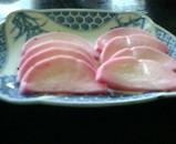新潟 十日町 蕎麦 由家 漬物