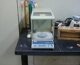 研究室 秤