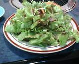 小岩 焼肉 秋元 サラダ