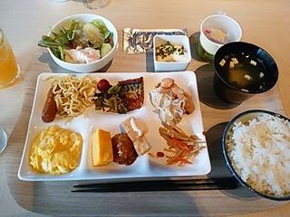 九州 宮崎 ソレスト高千穂ホテル 朝食バイキング
