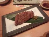 銀座 おまっとさん絆 イベリコ豚グリル焼き