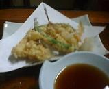 西大島 ゑびす メゴチ天ぷら