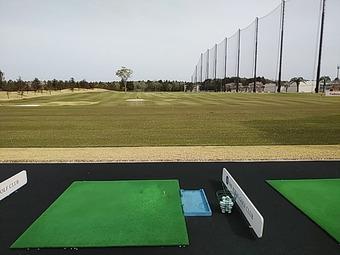ザロイヤルゴルフクラブ The ROYAL 練習場