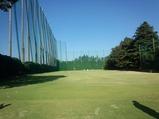 小金井カントリー倶楽部 ゴルフ 練習場