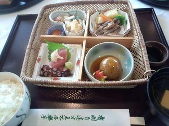 東急セブンハンドレッドクラブ ランチ 四季彩膳