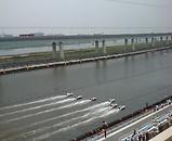 江戸川競艇 新装オープン ラウンジ
