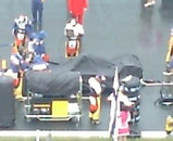 F1 黒い布