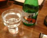 新橋 焼き鳥 益子 樽酒