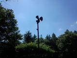 小金井カントリー倶楽部 ゴルフ グリーン 扇風機
