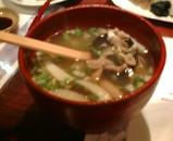 銀座 沖縄料理 うちなー家 中身汁 もつ煮