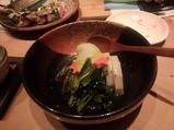 銀座 おまっとさん絆 季節の京野菜炊き寄せ