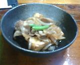 西大島 ゑびす 肉豆腐