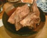 新橋 舞浜 鯛あら煮