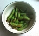 枝豆 焼き